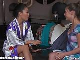 Asa Akira Lesbische Nuru Massage Seks