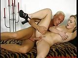 Blonde paar neuken
