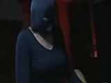 De gemaskerde vrouw