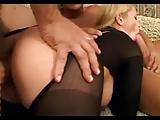 Franse harige porne