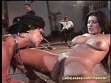 Latijnse lesbiennes hebben meerdere orgasmes