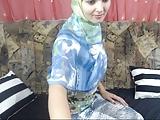 Malak Arabisch meisje op webcam 2