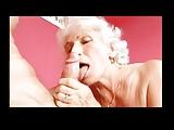 Oma Betty geneukt door jonge lul
