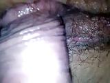 Ongewassen de vagina