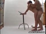 Seks met wielrenster
