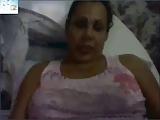Webcam tiener strip