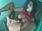 Zafira - Dildo Orgasme